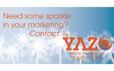 It's July at YaZo and Time to Sparkle.