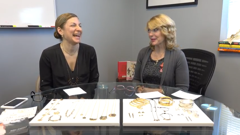 FineThings: Skar Designs Jewelry with Owner Renee Scarfone Gillies